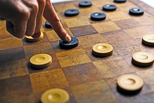 Прокопчане завоевали 71 медаль на областном первенстве по русским шашкам