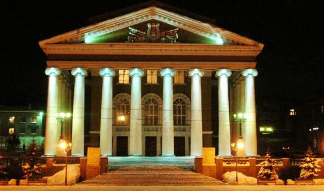 Эксперимент 123: в Прокопьевске состоится театральная лаборатория