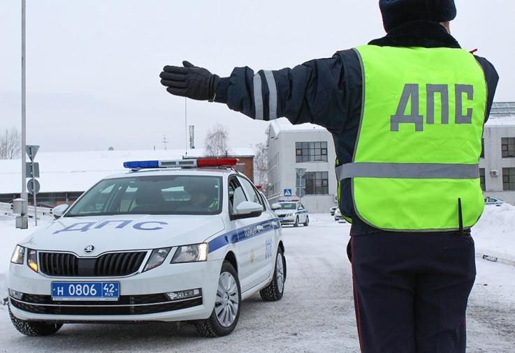 """Новые скоростные автомобили """"Шкода"""" получила ГИБДД Прокопьевска"""