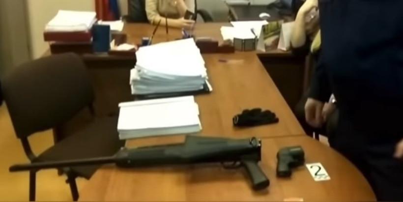 Стали известны подробности вооруженного нападения в мировом суде Новокузнецка