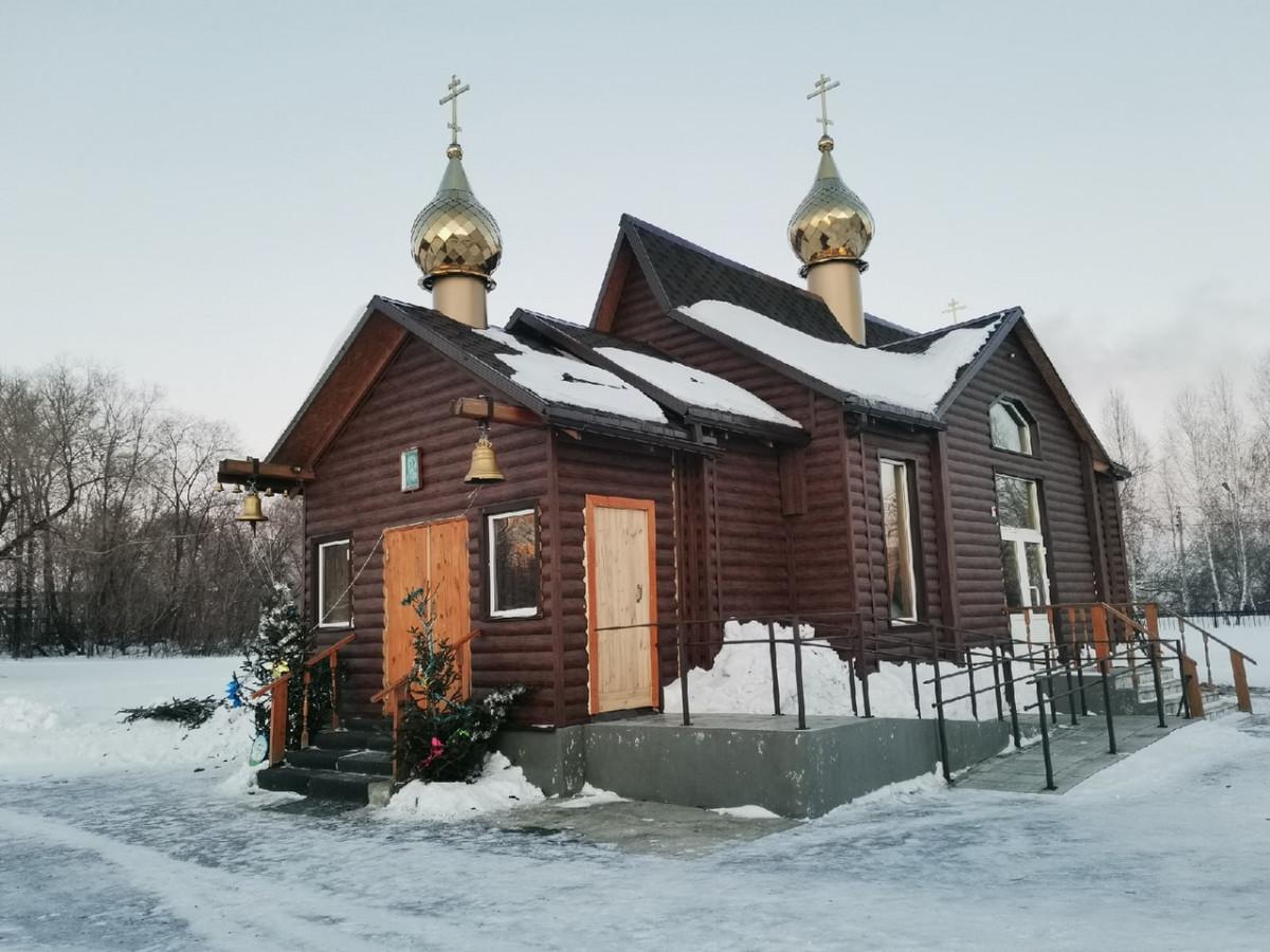 График крещенских богослужений в православных храмах Прокопьевска