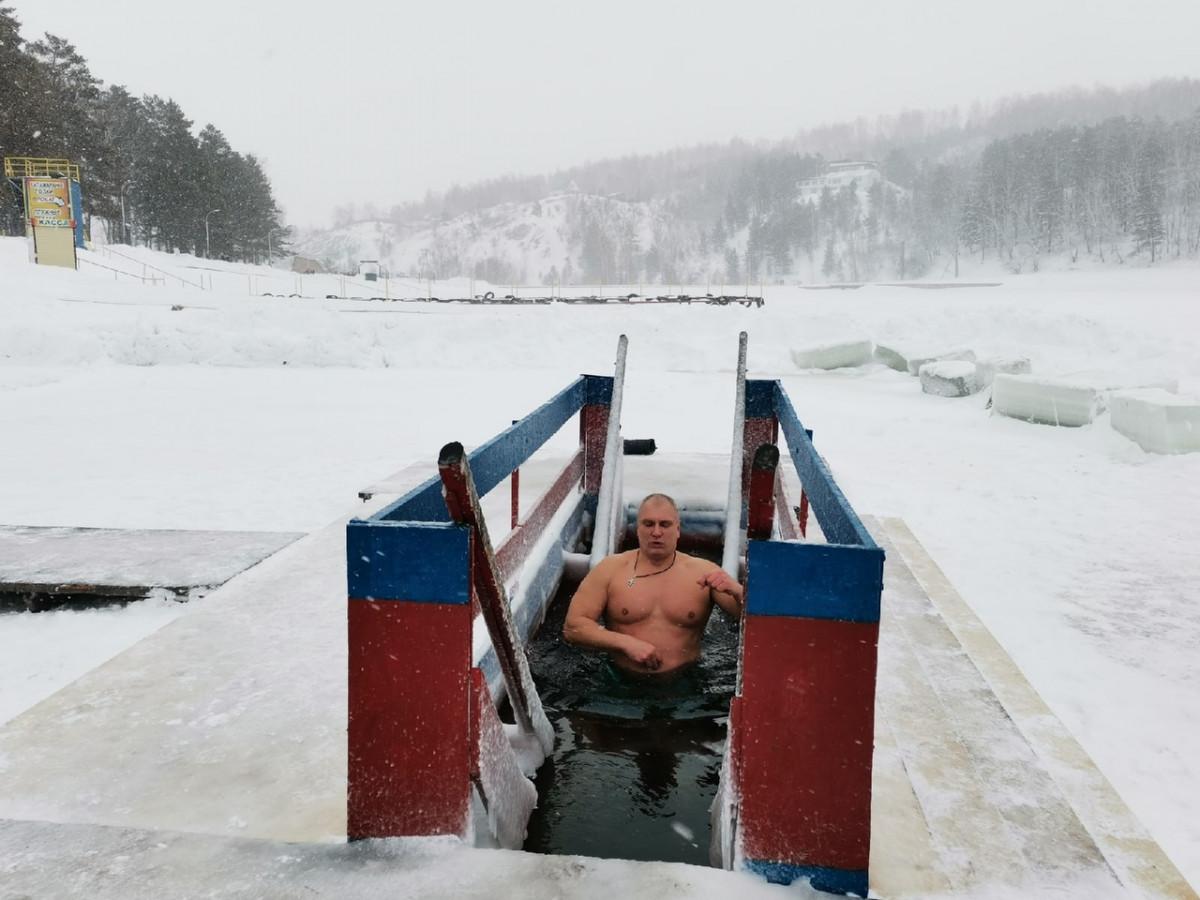 Как в Прокопьевске прошло Крещение: фотоотчет