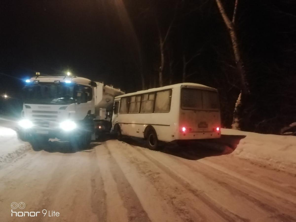 Внимание! Выезд из Прокопьевска через Красный углекоп временно перекрыт