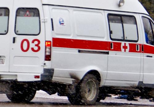 """Смертельное ДТП в Киселевске: грузовик """"Скания"""" столкнулся с УАЗом медицинской организации"""