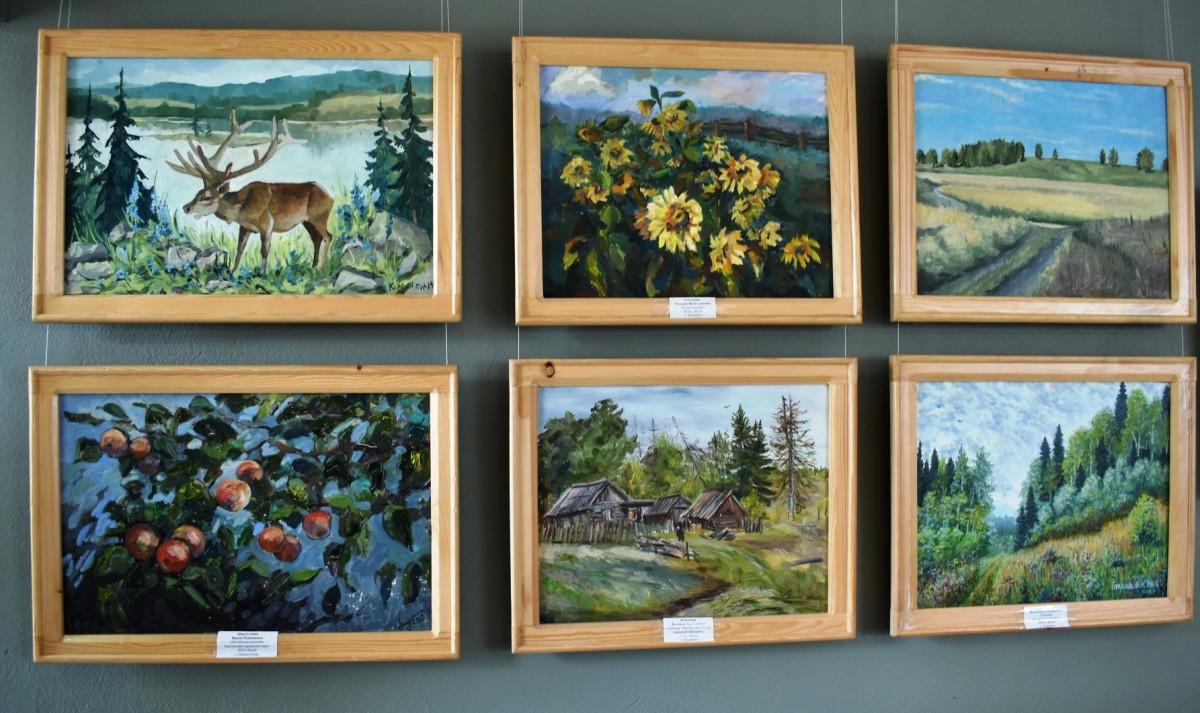 В Прокопьевске готовится к открытию региональная передвижная выставка «Краски земли Кузнецкой»
