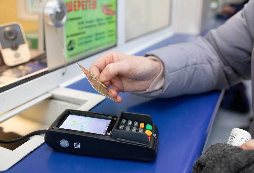 В Кузбассе на автовокзалах и автостанциях установлены терминалы безналичной оплаты