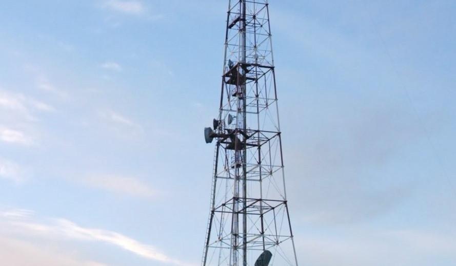 Киселевский передатчик цифрового телевидения временно отключат