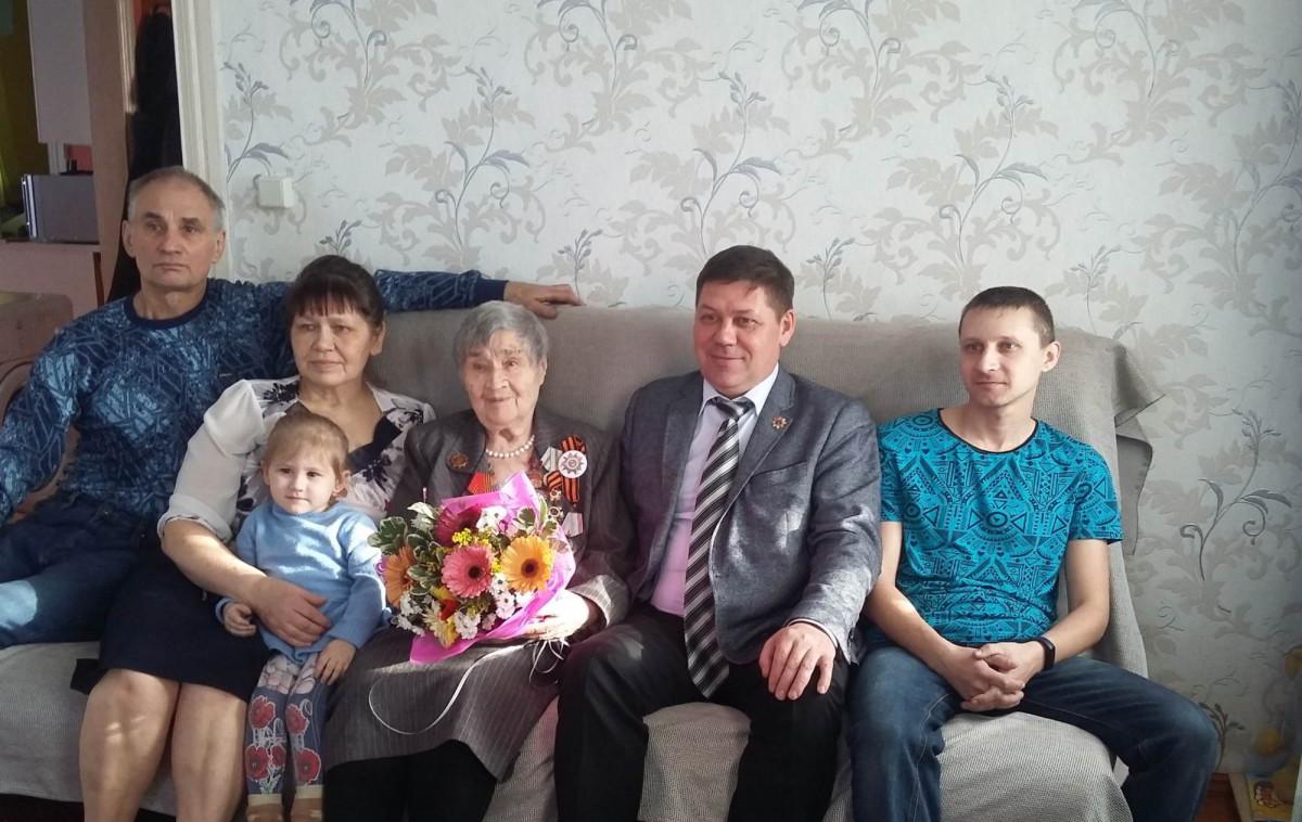 Прокопчанку с днем рождения поздравили губернатор Кузбасса и президент России