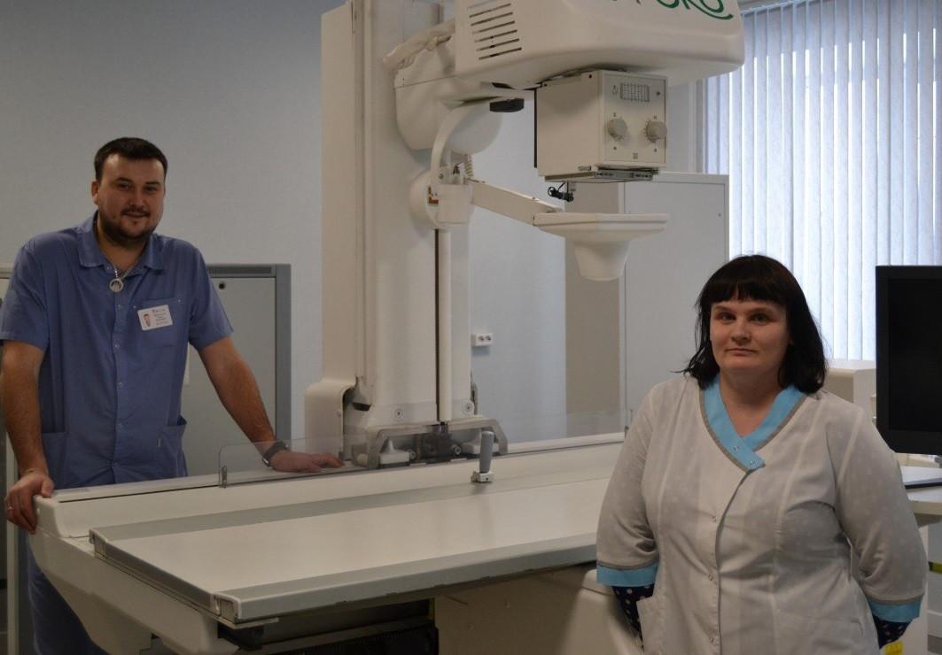 В Прокопьевской горбольнице № 1 отремонтированы два отделения