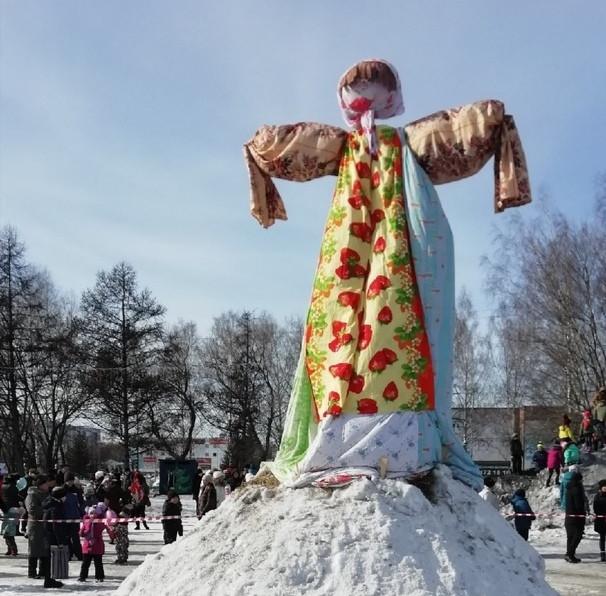 Скоро в Прокопьевске состоится городской праздник «Широкая Масленица»