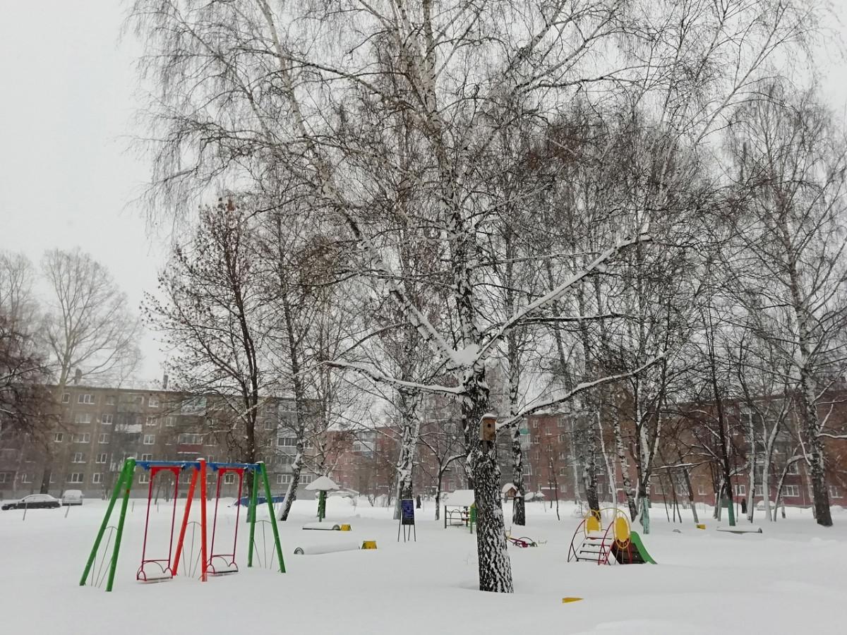 Синоптики предупреждают: пойдет снег и усилится ветер
