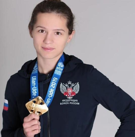 Прокопчанке присвоено почетное звание «Заслуженный мастер спорта России» по боксу