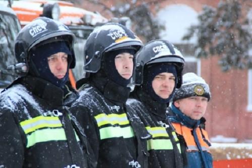 В Кузбассе подразделения МЧС переведены на усиленный режим работы