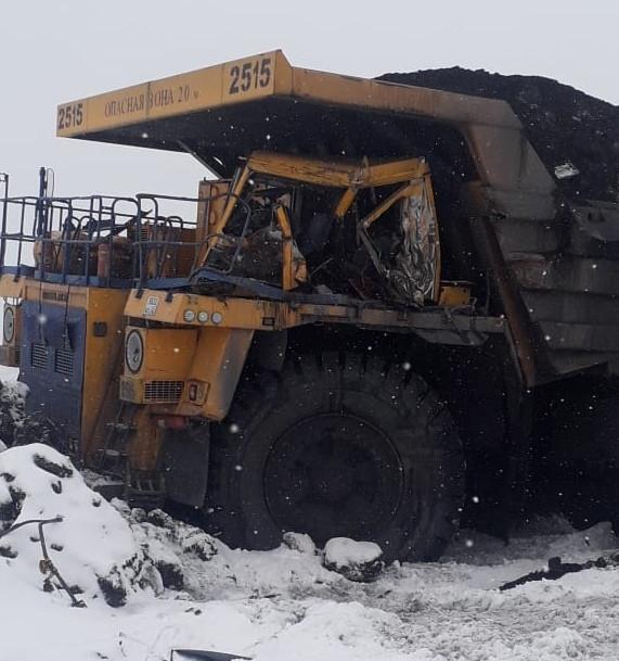 Соцсети: в Киселевске на разрезе погиб водитель Белаза