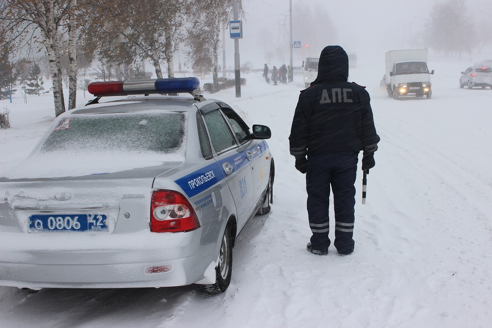 ГИБДД Прокопьевска напоминает, как оформить ДТП без автоинспектора