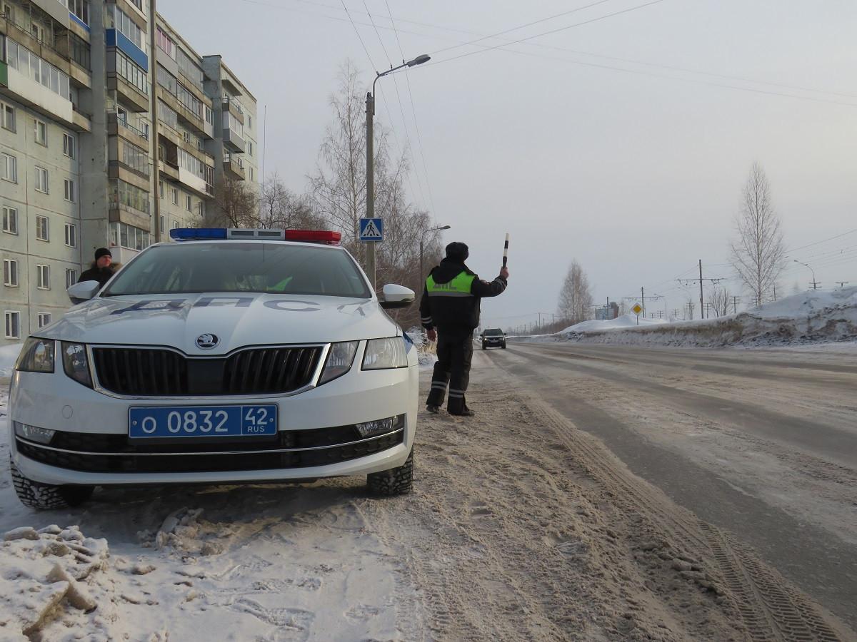 В Прокопьевске пройдет «Единый деньбезопасности дорожного движения»