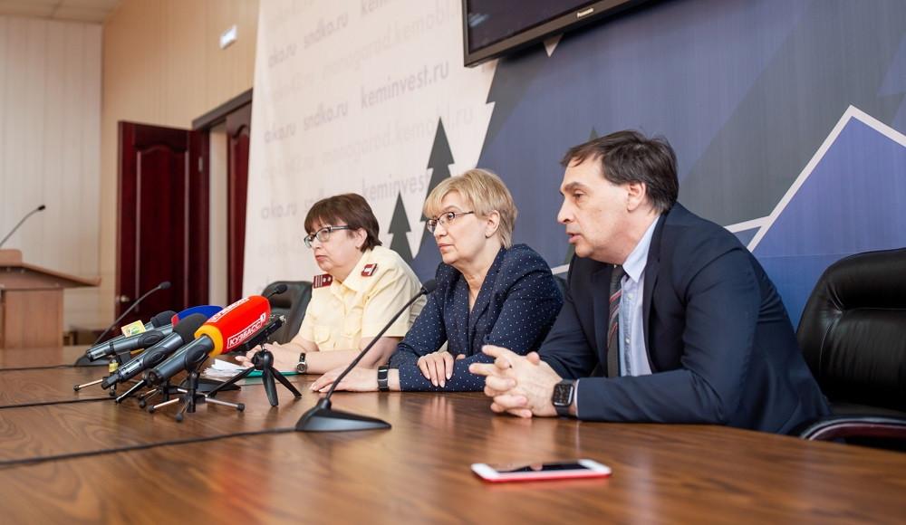 Специалисты рассказали о ситуации с коронавирусом в Кузбассе