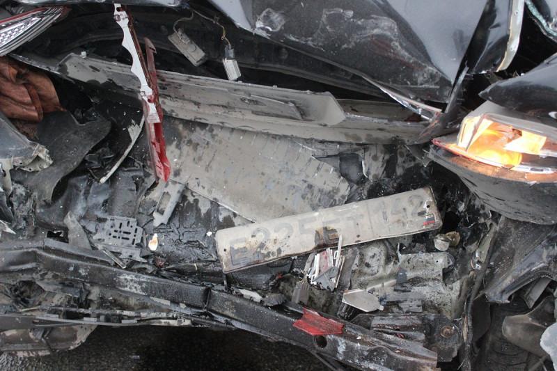 В Кузбассе автолюбитель, находясь под действием наркотиков, спровоцировал смертельное ДТП
