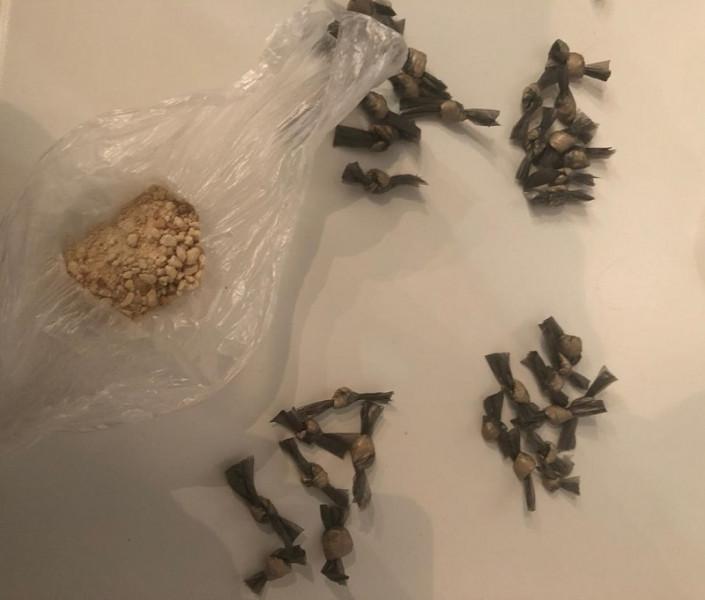 В Прокопьевске собака помогла разоблачить наркоторговку