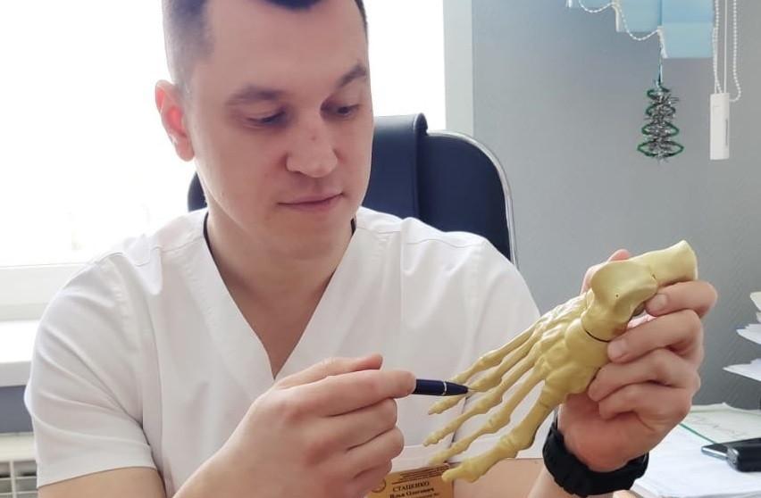 Кузбасские врачи помогли пациентке с редким заболеванием стоп