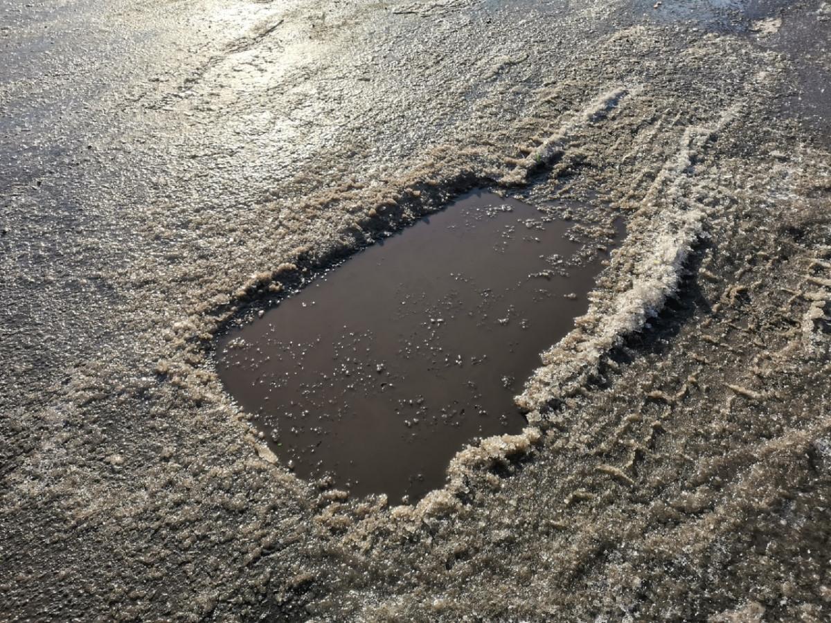 Когда в Прокопьевске начнется ямочный ремонт дорог