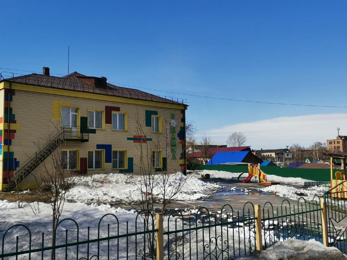 Как на этой неделе в Прокопьевске работают детские сады