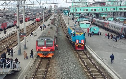 """Скорый поезд """"Новокузнецк – Новосибирск"""" временно отменен"""