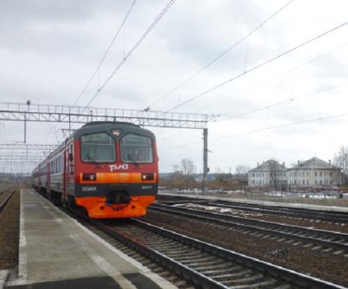 В Кузбассе отменены несколько электричек, курсирующих по области