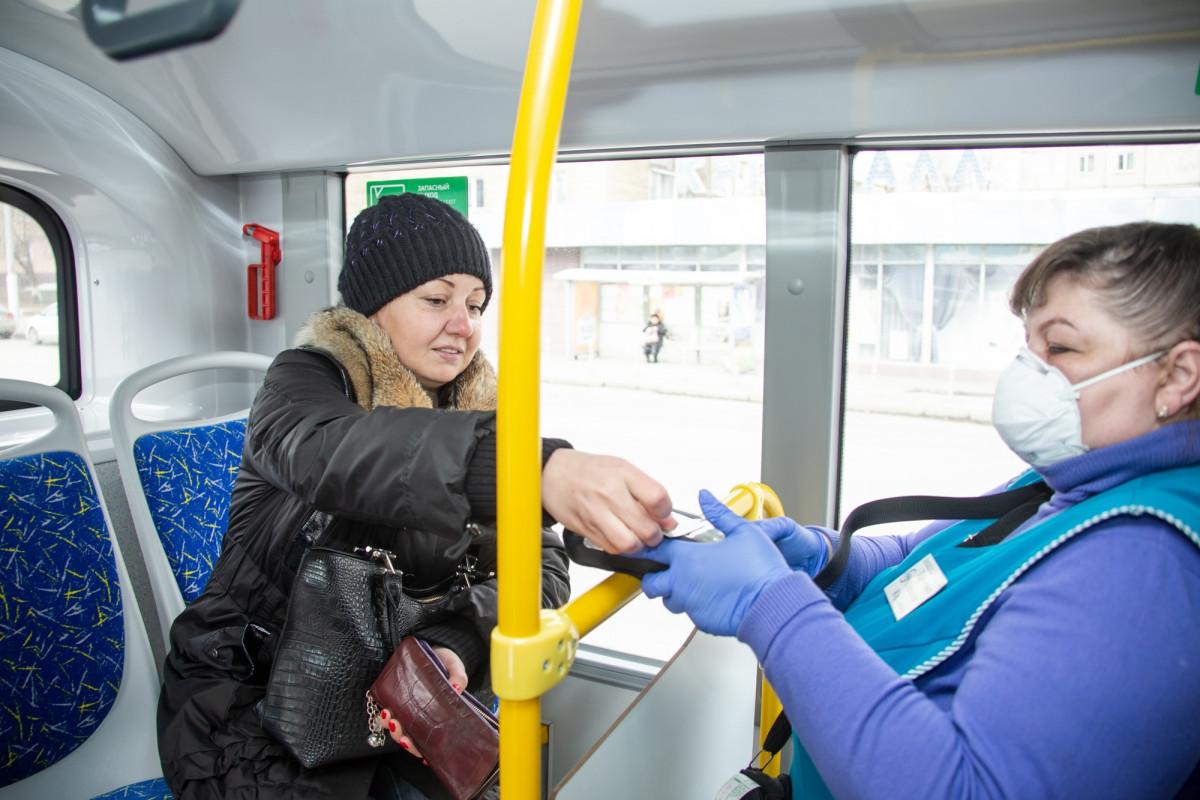 С 10 апреля в Кузбассе общественный транспорт меняет режим работы