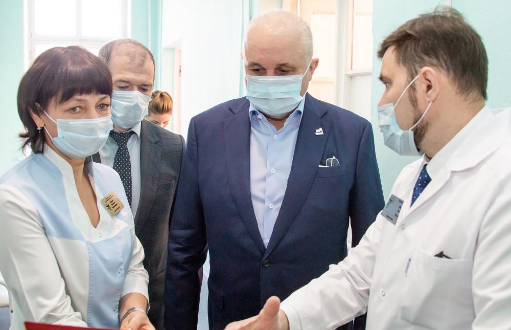 Президент РФ предложил регионам страны брать пример с Кузбасса