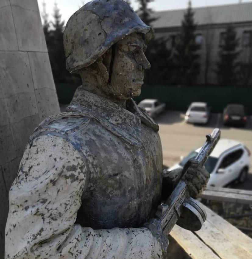 В Прокопьевске началась реставрация объекта культурного наследия