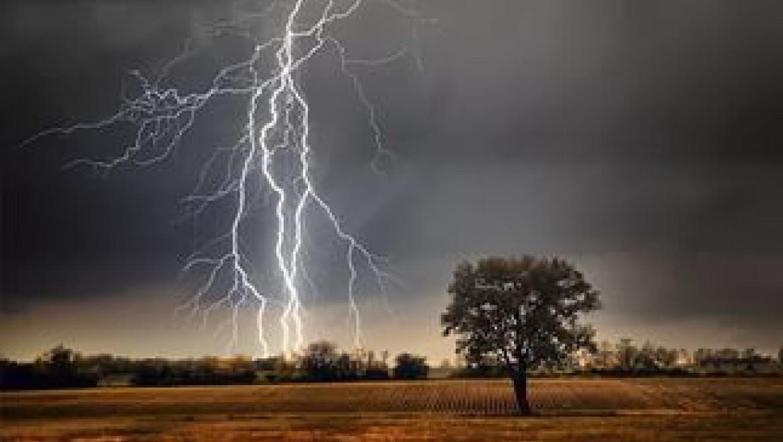 Синоптики прогнозируют усиление ветра и грозы