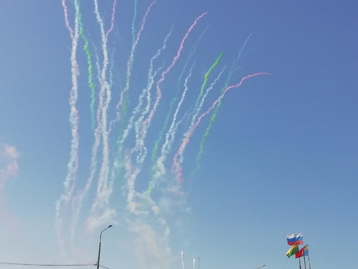 Сегодня Прокопьевск отмечает День Великой Победы
