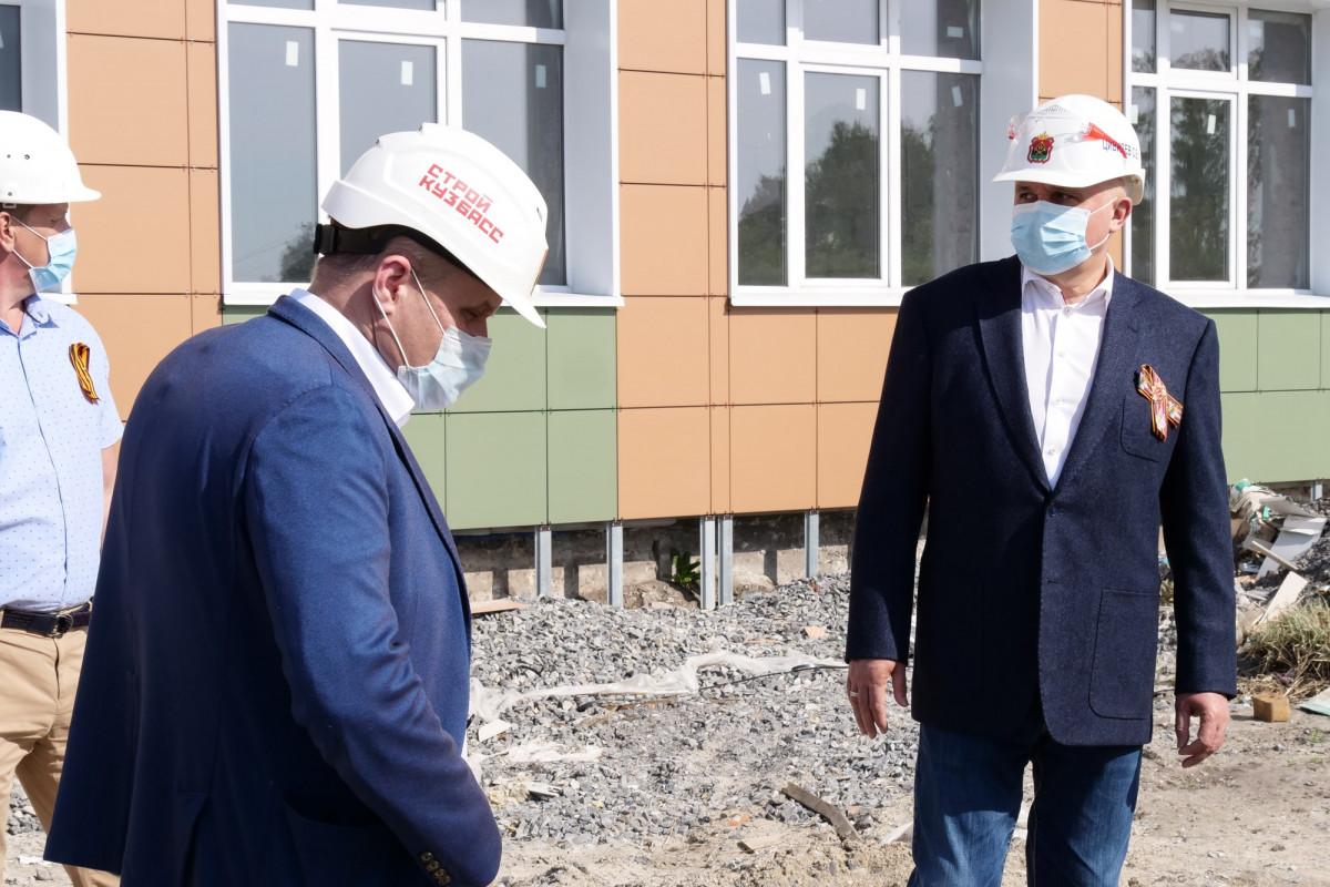 Театр-планетарий и цифровая метеостанция появятся в двух школах Кузбасса после капремонтов