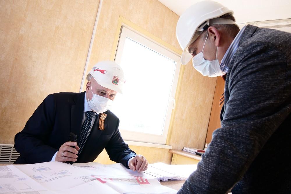 В Киселевске уже в этом году начнет работу новый детский сад