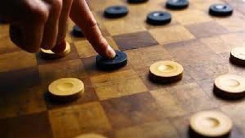 Прокопчане завоевали два призовых места на соревнованиях по русским шашкам