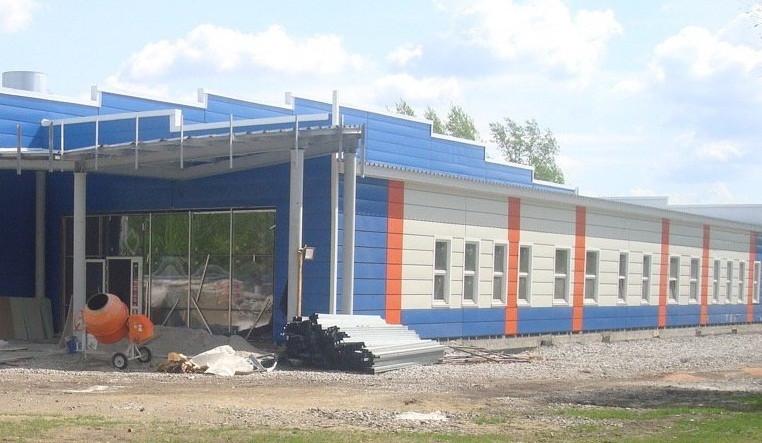 Новый спортивный центр будет открыт в Краснобродском