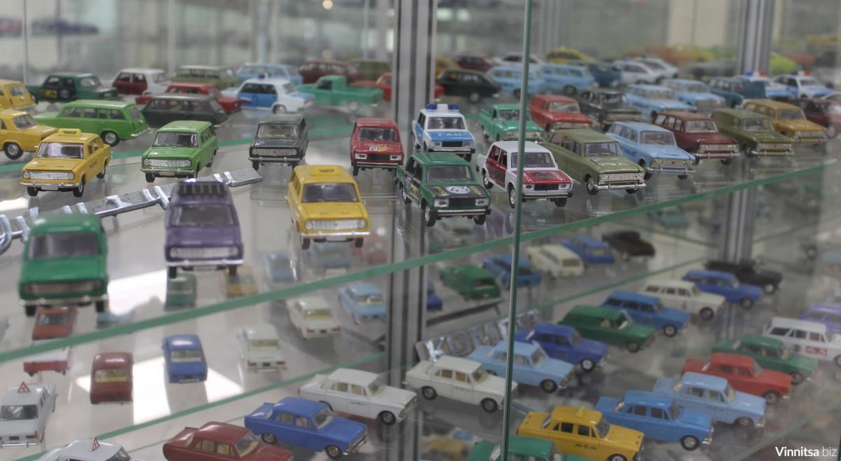 """Прокопчанин прилично """"заработал"""" на слабости  коллекционеров моделей автотранспорта"""