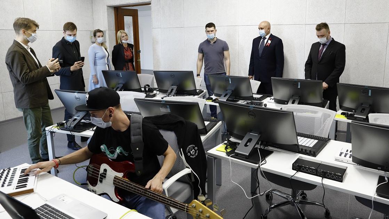 В Кузбассе открывают первую в России школу креативных индустрий