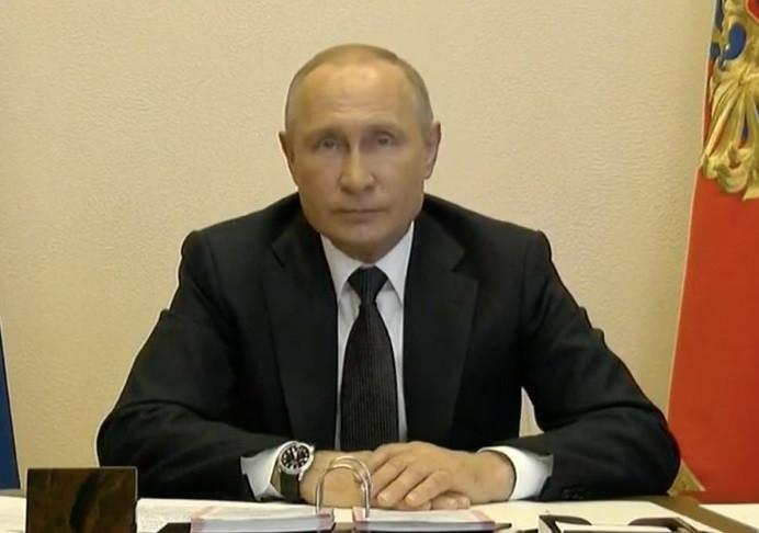 Владимир Путин подписал указ о поправках в Конституцию РФ