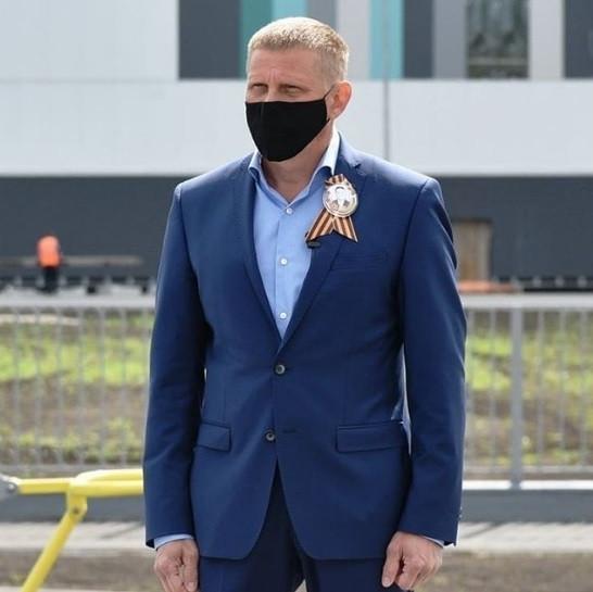 В Кузбассе мэр Белова заразился коронавирусом