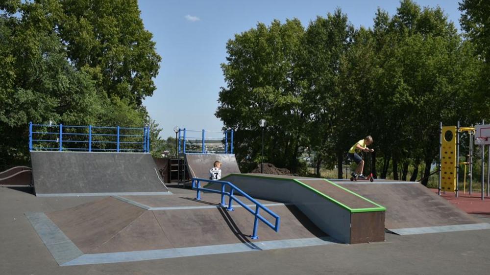 В Кузбассе возведут еще шесть спортивных площадок для любителей экстрима