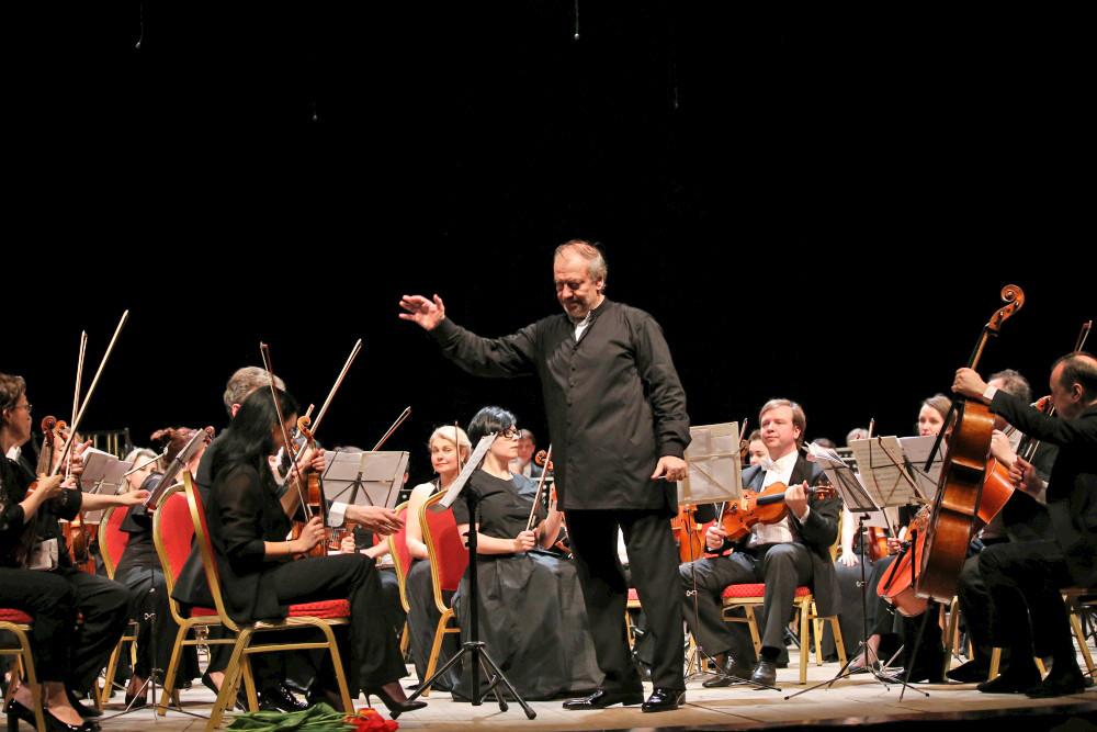 В Кузбассе в честь дня шахтера выступит Валерий Гергиев и симфонический оркестр Мариинского театра