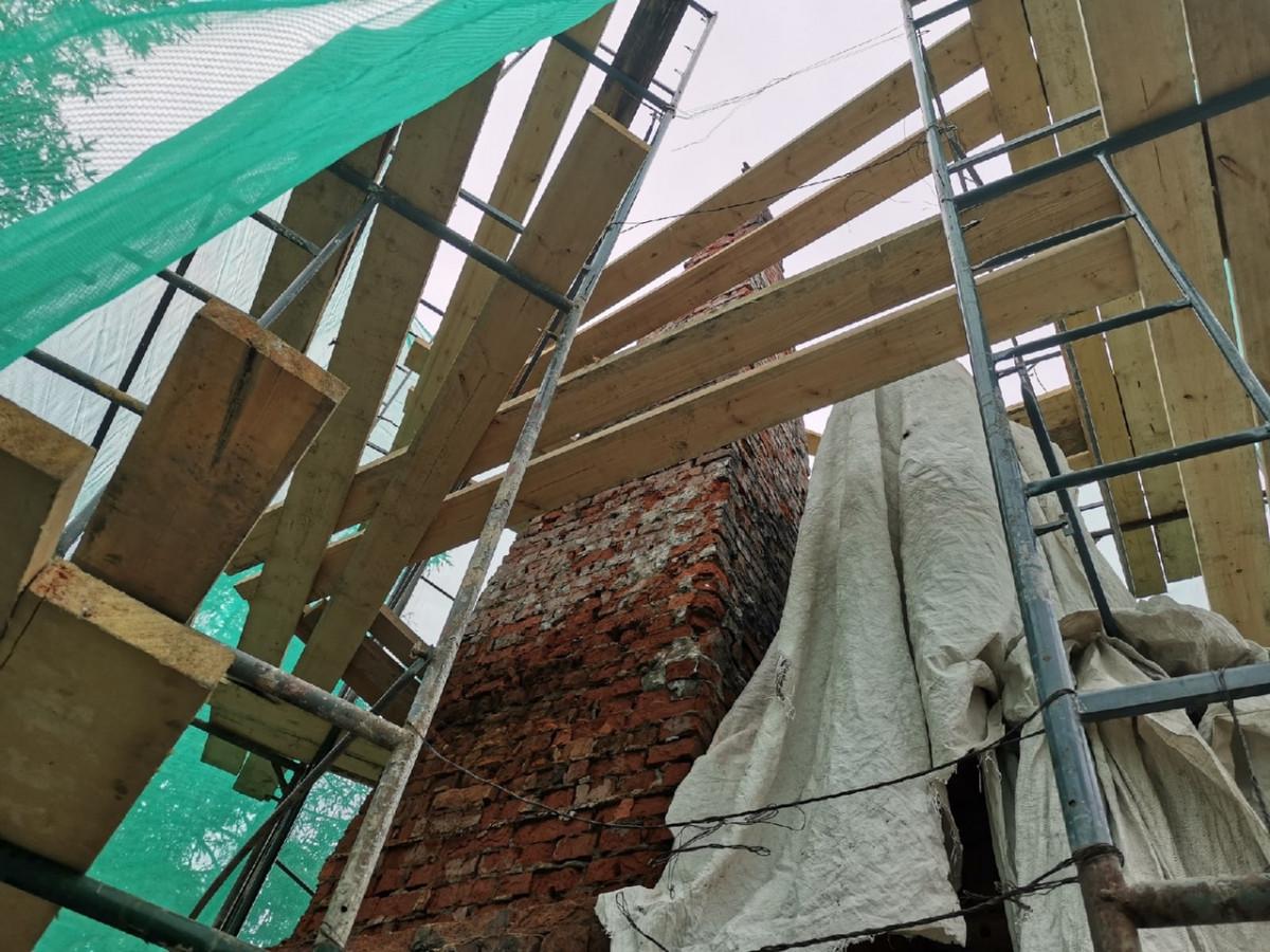 В Прокопьевске началась реконструкция мемориального комплекса