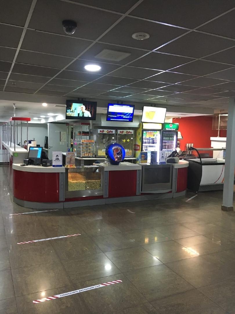 В Прокопьевске возобновил работу еще один кинотеатр