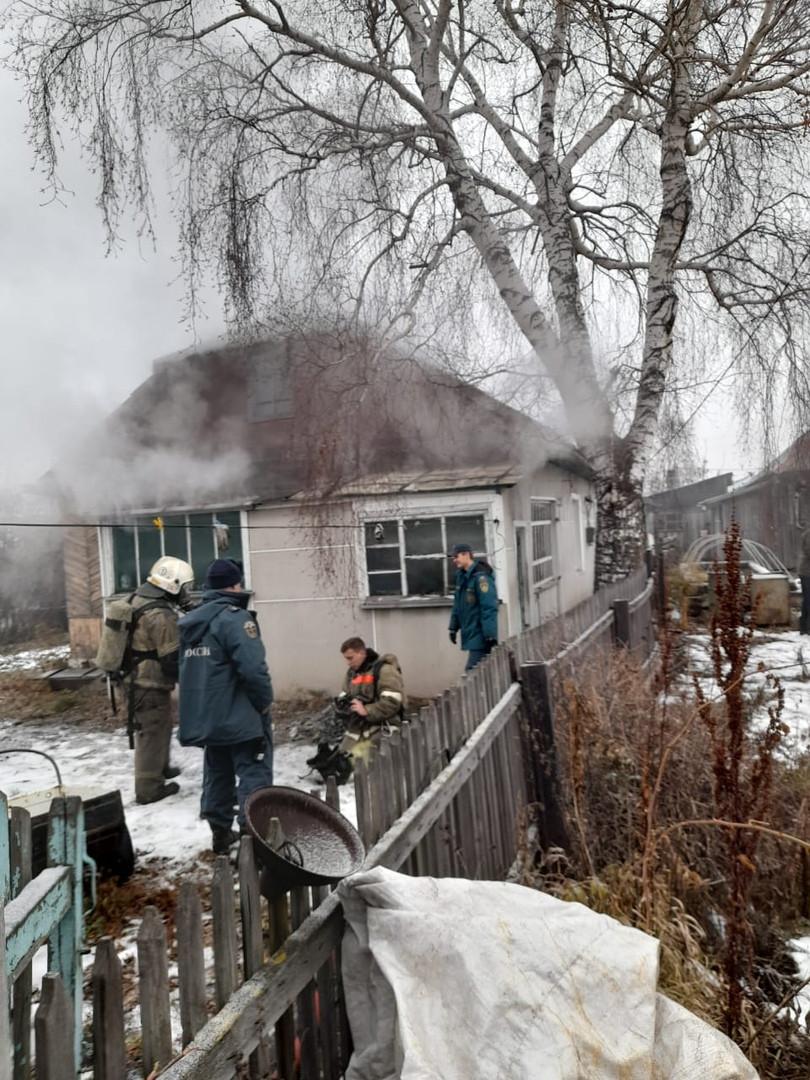 И снова пожар в Прокопьевске: при ЧП погибла женщина