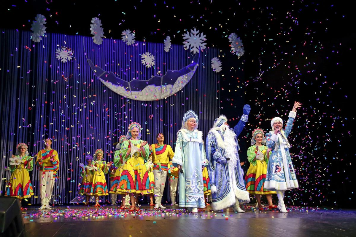 В Прокопьевске состоится Рождественский концерт
