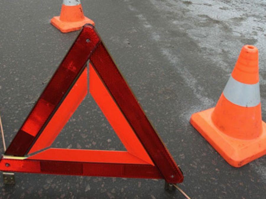 В Прокопьевске задержан водитель, который сбил пешехода и скрылся