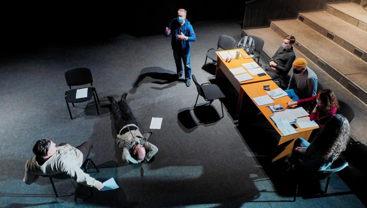 Прокопьевский драмтеатр начал работу над новым спектаклем