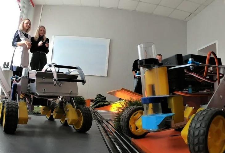 «Удивительный техномир»: научный фестиваль для школьников прошел в Прокопьевском районе